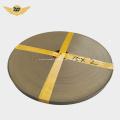 Bandes de guidage en bronze PTFE doré