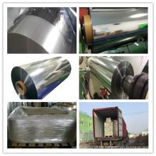 Silber Metallisierte CPP Folie für Kunststoffverpackung