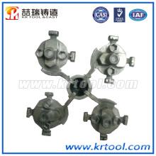 Fournisseur de composants d'ingénierie de haute qualité de moulage de compression de Squeeze en Chine