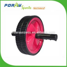 2015 gym equipment fitness ab roller wheel manufacturer