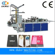 Machine de fermeture à boucle souple à grande vitesse pour sacs non tissés (DK-CD)