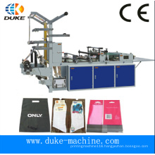 High Speed Soft Loop Sealing Making Machine for Non Woven Bags (DK-CD)