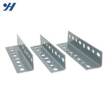 Le meilleur qualité a laminé à froid la barre d'angle en acier de la catégorie Q235 avec le trou