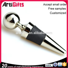 Wholesale cheap custom wine stopper parts