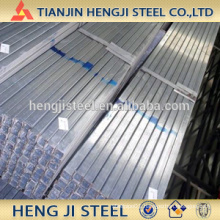 Square / Rectangle Galvanized Steel Tube Thickness 4.5mm