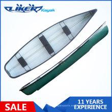 Pesca Canoa Sandwich Estructura Plástico Clásico Canoa