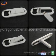2013 novo design abridor de garrafas USB Flash Drive