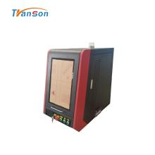 O melhor preço selou a máquina de gravura do metal do laser da fibra
