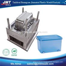 fornecedor de moldes injeção plástico ferramenta caixa
