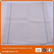 100% Cotton Needle Punched Nonwoven Fabric Floor Cleaning Cloth
