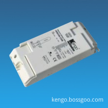 Electronic Ballast Suitable For Both of Straight and Compact Fluorescent Lamps