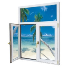 White PVC Double Glazed Windows (P-D-G-W-001)