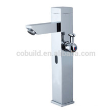 Robinet de capteur automatique infrarouge de salle de bains avec poignée KS-30