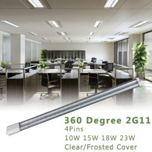 new hot 2G11 led tube light for ceiling