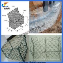 Good Price Galvanized and PVC Gabion Wire Mesh