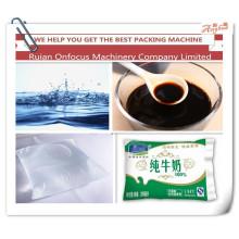 El mejor precio automático de la máquina del agua de la bolsa de la calidad con la esterilización ULTRAVIOLETA