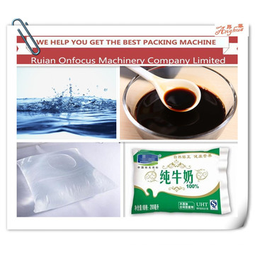 Excellent Automatic Plastic Bag Mineral Water Sealer/Water Pouch Packaging and Sealing Equipment