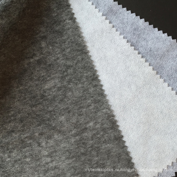 100% полиэстер высокого качества одежды Kufner нетканый флизелин