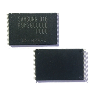 Flash Memory chip 256MB TSSOP48 K9F2G08U0B-PCB0