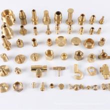 OEM ODM Wholesale CNC Milling Machine Precision Turning Parts CNC Brass Parts Custom Copper Machining Copper CNC Milling Parts