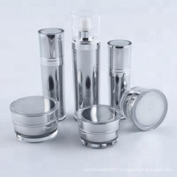 most popular new design cosmetic acrylic lotion bottle
