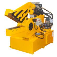 Máquina de corte de cocodrilo de barra de refuerzo de tubo de acero inoxidable