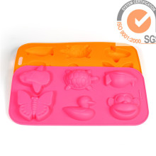 Food Safe Mini Silicone Ice Cube Trays Home Ice Maker