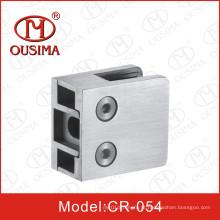 Espiga de grampo de vidro quadrado de aço inoxidável usado no vidro de fixação (CR-054)