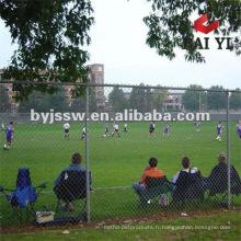 Clôture de maillon de chaîne / clôture de terrain de football