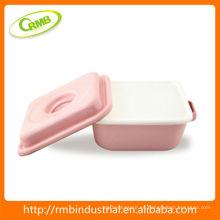 20 cm cuadrado pan-deep pan de hornear (RMB)