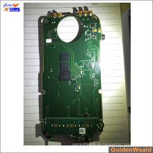 placa de circuito de linterna led con interruptores de montaje rápido de pcb