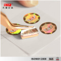 Deep 2D 3D Dot Matrix Hologram Sticker for Perfume