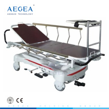 AG-HS005 two seperate hydraulic pump hospital stretchers for ambulance