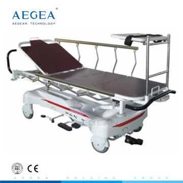 AG-HS005 dos camillas separadas del hospital de la bomba hidráulica para la ambulancia