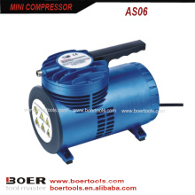 1/4НР мини воздушный компрессор портативный компрессор для покраски