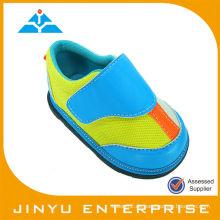 Pfau Blue Baby Won Schuh