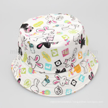 Wholesale Kids Cotton Custom Colorful Bucket Hat