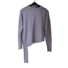 100%Merino Wool Special Design Women Pullover Sweater