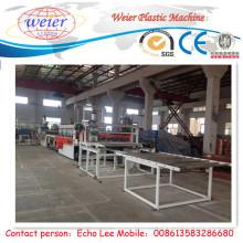 PVC Celuka Foam Board Extrusion Line From Qingdao Weier