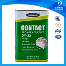 Metal Barrel Polyurethane Rubber Sponge Contact Adhesive Glue