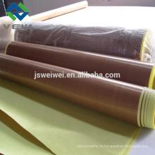 толстые стеклоткани PTFE клейкой ленты 0.13 мм