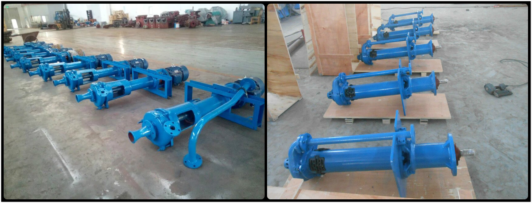 Warman SP Slurry Pumps