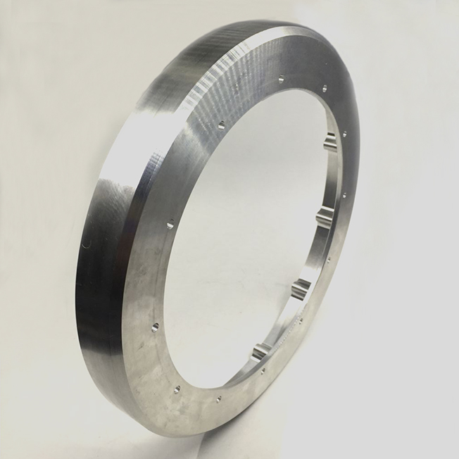 precision turning aluminum parts