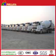 Betonmischer 3 Axle Tanker für Sattelzugmaschine