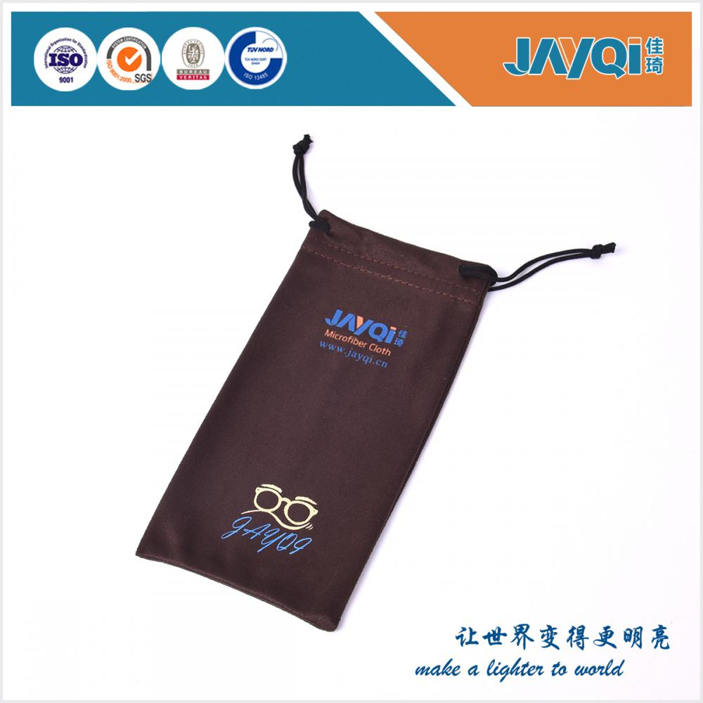 Wholesale Eyeglasses Bag with Single Pull String