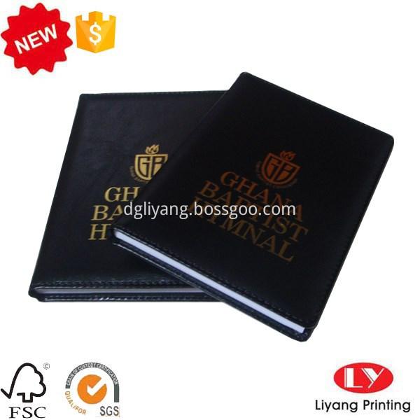 PU cover book