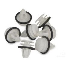 Изготовленный на заказ пластиковый продукт малого размера пластиковая трубка