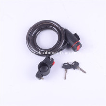Bicycle Cable Lock with Password Lock