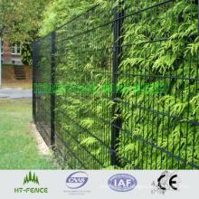 Panel recubierto PVC 3D de la cerca (HT-P-020)
