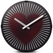 Motion Wall Clock- Heart